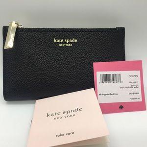 kate spade Margaux Slim Bifold Wallet, NWT